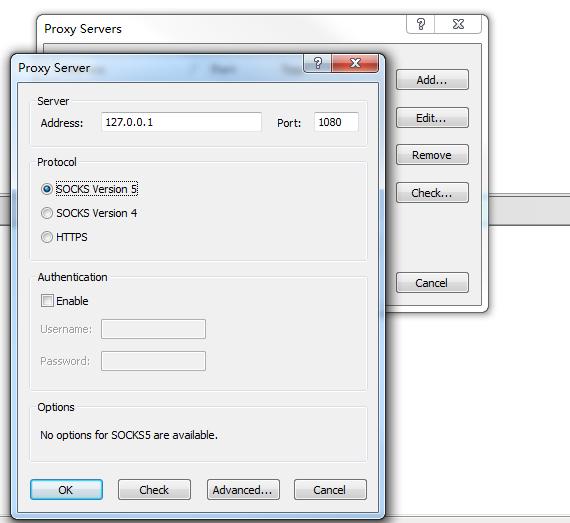 proxifier-proxy-server