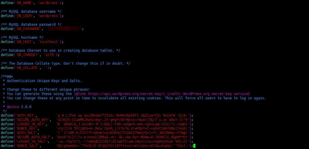 wp-config-modified